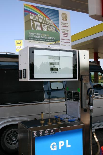 Neuer Autogas-Boom in Deutschland, Italien und der Schweiz