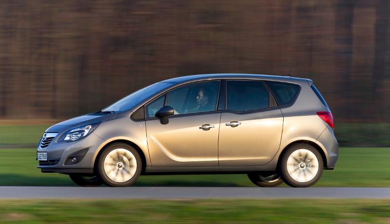 Opel Meriva 1.4 LPG ecoFLEX