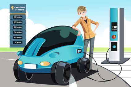 Elektroautos können die Lärmemissionen im Stadtverkehr mindern