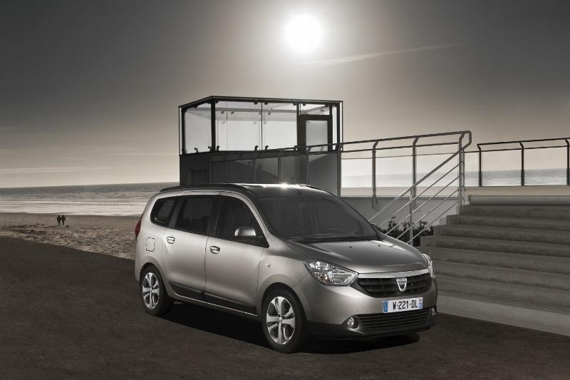 Dacia bietet nun noch mehr Modelle mit Autogasantrieb an