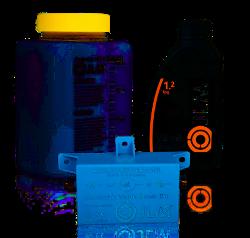 Elektronisches Dosiersystem für Additive