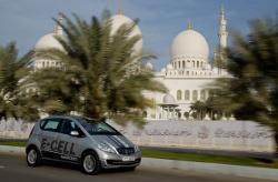 Daimler Elektroauto: Die A-Klasse - E-Cell