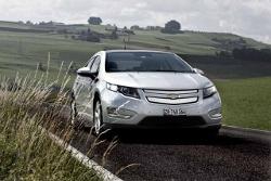Elektroauto mit Reichweitenverlängerung - Der Chevrolet Volt erhält 5-Sterne-Auszeichnug im NCAP-Sicherheitstest