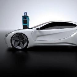Kunststoffe spielen bei der zukünftigen  Elektromobilität eine wichtige Rolle