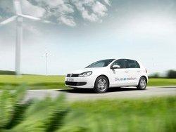 Elektroauto von Volkswagen - Der Golf Blue e-Motion