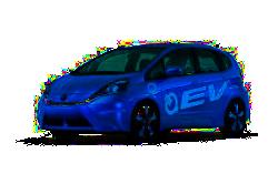 Hondas EV Concept zeigt recht konkret, wie das reine Elektroauto, das Honda in den USA und in Japan 2012 einführt, aussehen wird