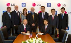 GM und LG werden bei der Elektrofahrzeugentwicklung zukünftig noch enger zusammenarbeiten