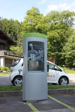 ElektroDrive Multimedia Ladestation