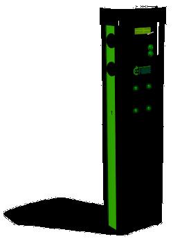 Schletter Ladesäulen sorgen bei der e-miglia 2011 für den nötigen Strom