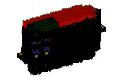Batteriemodule nach dem Baukastenprinzip