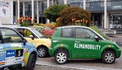 Die erstmalig stattgefundene KlimaMobility in Bozen (Italien) ist erfolgreich zu Ende gegangen.
