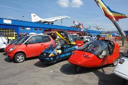 Großes Fahrzeugtreffen mit alternativen Antriebsformen im Technik Museum Sinsheim