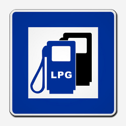 LPG Autogas Tankstellen werden jetzt auch im Kartenset des ADAC berücksichtigt.