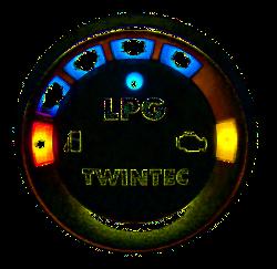 Autogas LPG Umschalter von TWINTEC