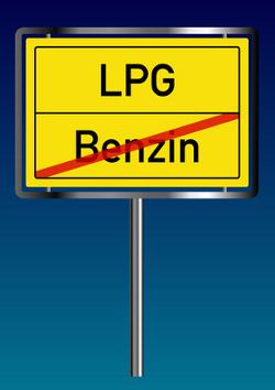 LPG Betrieb senkt Kraftstoffkosten