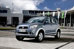 Daihatsu Terios ab 2010 auch mit Autogas Antrieb verfügbar