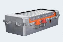 Fertigung von Lithium-Ionen-Batterien für Elektroautos
