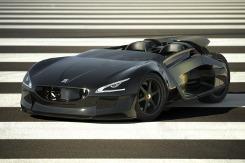 Alternativ-Fahren.de Bildergalerie: Concept Car Peugeot EX1 Roadster (Bild 3)