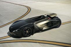 Alternativ-Fahren.de Bildergalerie: Concept Car Peugeot EX1 Roadster (Bild 4)