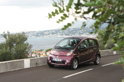 Der Mitsubishi i-MiEV geht nun auch in Europa in Serie
