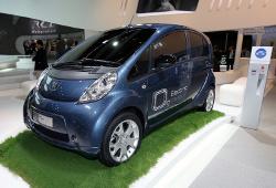 Peugeot Elektroauto iOn bald auch in Europa verfügbar