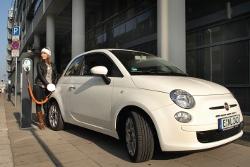 Fiat Microvett im e-Paket