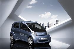 iOn Elektroauto wird in kopenhagen vorgestellt